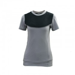 Female T-shirt with short sleeves